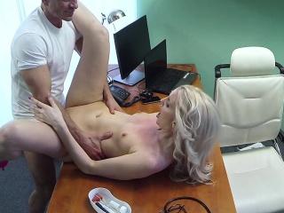 Русское домашнее порно видео с худыми