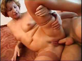 Sex Movie of Russian Mature Fucked