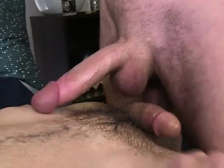 Hardcore gay male boys He pumps Zadens man meat with his fo