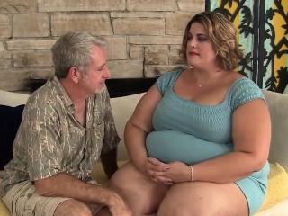 Порно толстую во все щели жестко