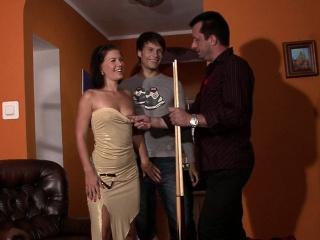 Жена изменяет мужу на отдыхе секс
