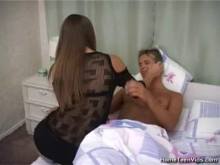 Olga Kasian - Amateur Home Vedio