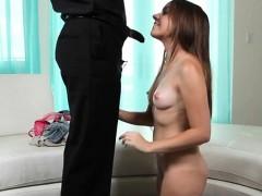 Порно відео в лосинах