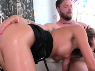 Shemale Sienna Grace Gets Assfucked