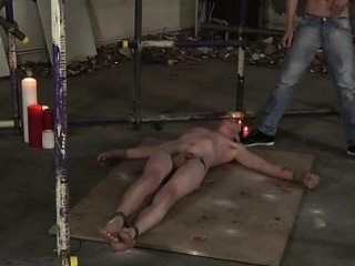 Boys bondage tube gay A Sadistic Trap For Twink Scott