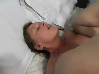 Husband only needs to observe his wife that is mature with
