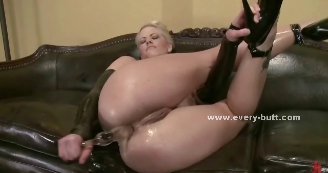 Porn Tube of Sexy Sluts With Hot Round Asses And Round Tits Playing With Anal Toys In Every Butt Dream