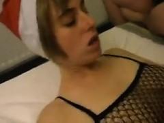 затрахали проститутку
