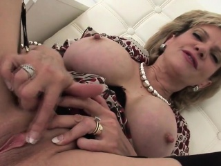 cheating uk milf gill ellis pops out her giant jugs