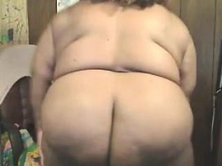 Ebony granny has the Biggest Tits EVER