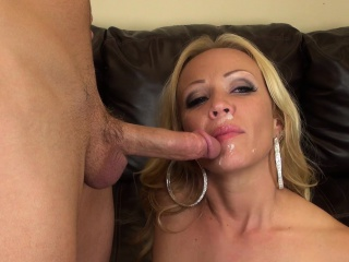 austin taylor sits on top of a long pole before taking it doggy style