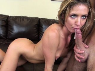 sexy milf sheena shaw blows and he cums on her butthole on live cam