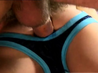 Daddy cum facials gallery gay Benjamin Riley has been pimped