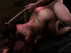 Улётный секс со зрелой
