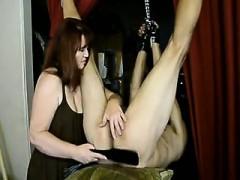 У гинеколога на кресле порно видео