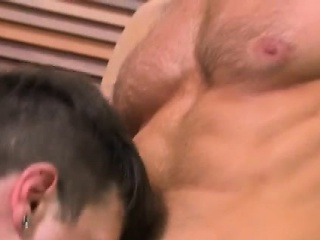 Gay twinks drink my sperm tube Although muscle daddy Bryan S