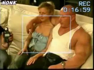 Bodybuilder Fucks Blonde