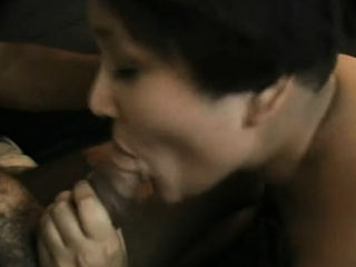 big booty chick has two lustful guys deeply pounding her tight holes