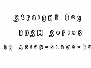 Slim Slave Boy BDSM