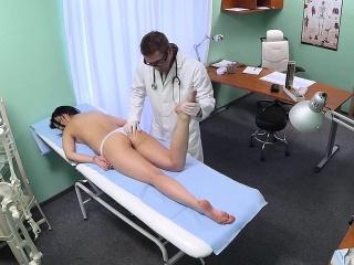 Czech Patient Feltup By Doctor...