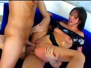 Porn Tube of Jayna Oso Dped Hard