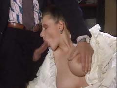 Свадьба секс - радость кариньш и кэрол tredille