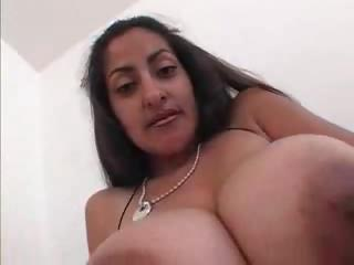 Sex Movie of Busty Indian Vanessa