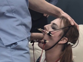 hungry BDSM anal action in gangbang