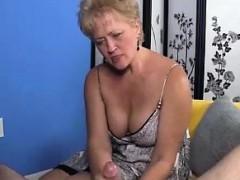 Зять трахнул мать своей жены