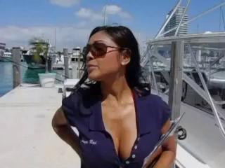 Porno Video of Priya Rai Fucked On Boat
