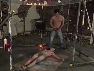 Teen boy bondage movie gallery gay A Sadistic Trap For Twink