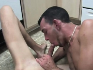 Twink gay men porn movieture and gay sex position ass suckin