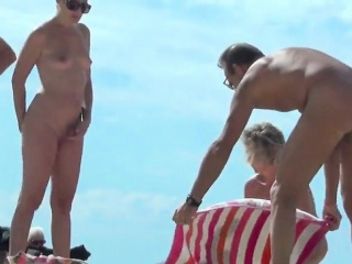 Beautiful Naked Women Spied On At Nude...