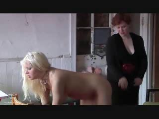 Sex Movie of Mature Lesbian Domination