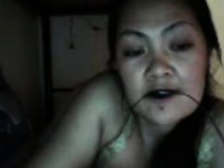 LadiesErotic Fat asian chick on cam