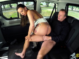 fuckedintraffic - czech alicia wild fucked in the backseat