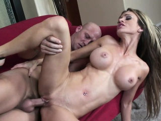 trying out banging positions with busty sarah jessie