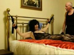 Видео голых транссексуалки