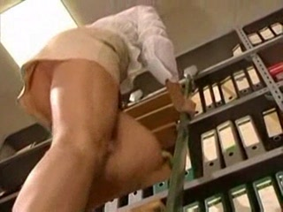 Porno Video of Secretary Hot Blonde