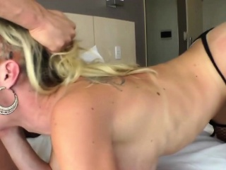 Shemale Nicolly Gaucha Fucks A Guy