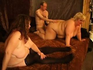 bbw orgy abigail from 1fuckdatecom