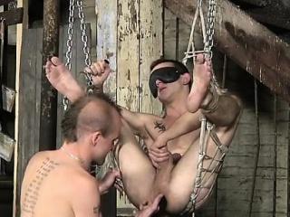 Chastity belt gay twink tube Sling Sex For Dan Jenkins