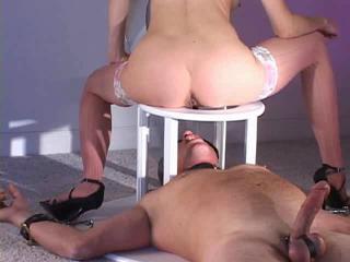 Porno Video of Toilet Slavery
