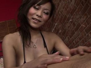 Ren Mizumori flaming POV sex and amazing titjob