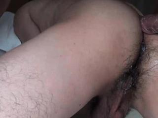 Teen asian gay gets ass slammed from behind