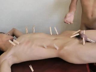 Asian Boy BDSM Series
