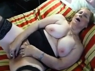 Masturbation of busty lucia...