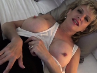 adulterous british mature lady sonia showcases her gigantic