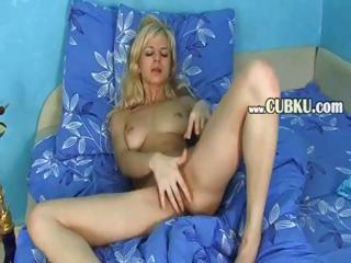 Porno Video of Ultra Sexy Blondie In Hardcore Action