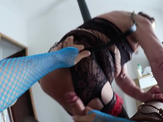 Mistress Katryn and Slave O - Trailer 1
